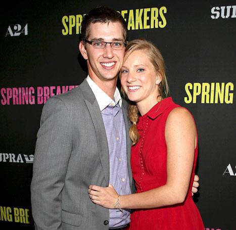 Heather Morris Gives Birth to Baby Boy Elijah