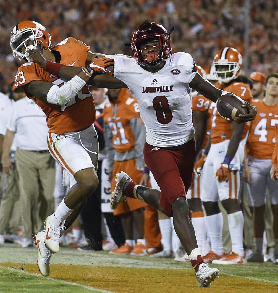 Clemson, Florida State dominate AP All-ACC team selections