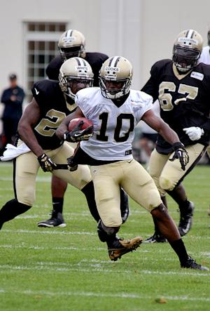 Cooks' progress in camp promising for Saints