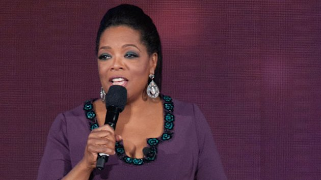 Oprah Reveals Breast Cancer Scare