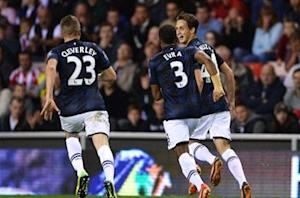 Sunderland 1-2 Manchester United: Januzaj double caps dream league debut