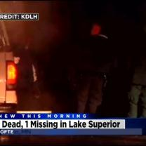 1 Man Dies, Another Missing In Lake Superior