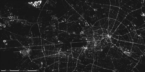 Berlin Twinkles in Highest-Res Image of City at Night
