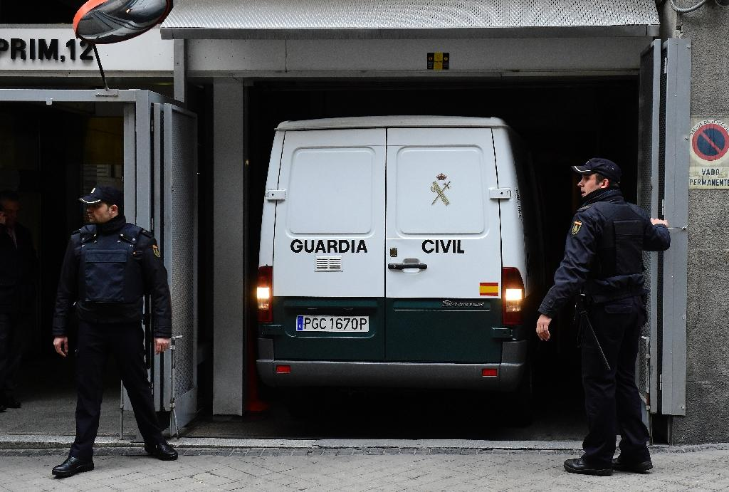 Spanish police rescue girl sold for marriage by parents