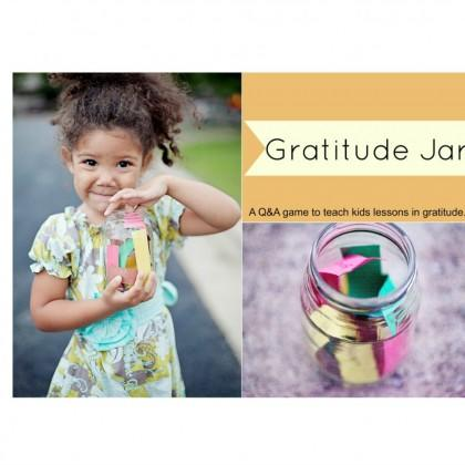 Gratitude Discussion Jar