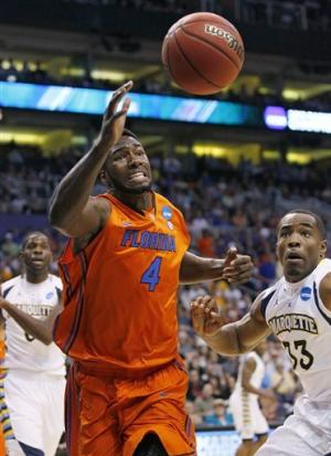 Beal's 21 lifts Fla. to 68-58 win over Marquette