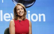 Katie Couric's Talk Show Sure Sounds Weird
