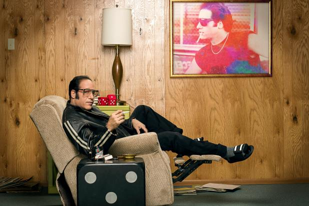 Andrew Dice Clay Acts Like It's Still 1989 in First Trailer for Showtime Series (Video)