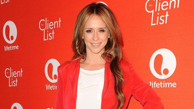 Jennifer Love Hewitt on February 14, 2013 in West Hollywood -- Getty Images