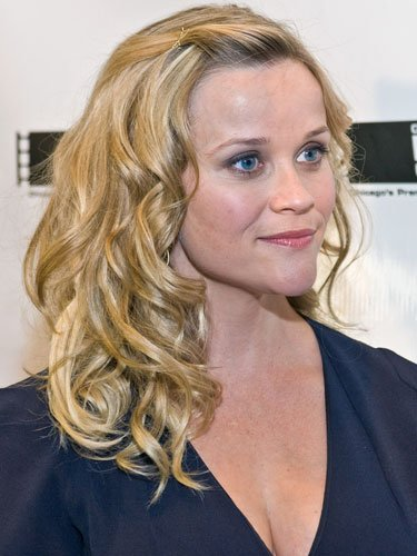Medium-length: Reese Witherspoon