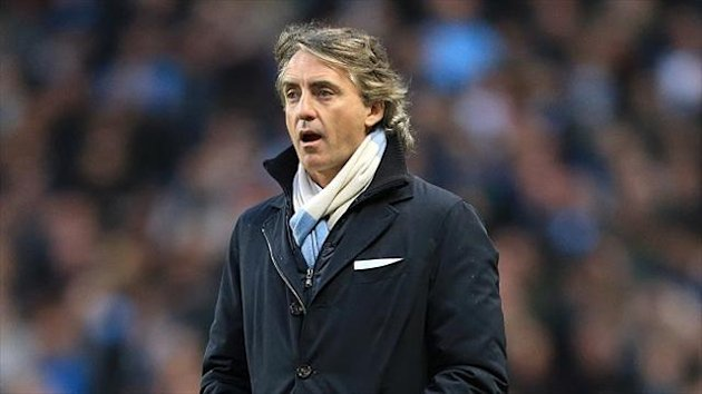 Roberto Mancini believes he deserves more credit for the work he has done at Manchester City