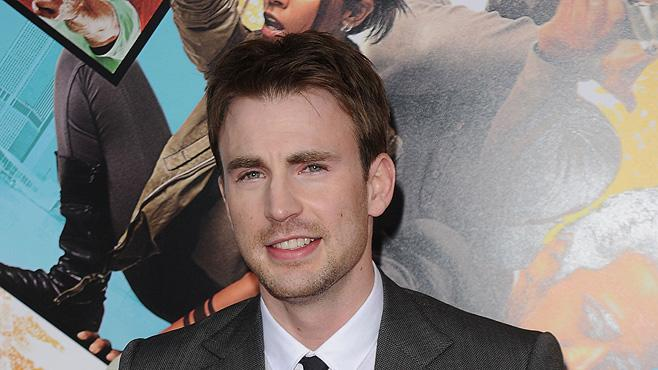 The Losers LA Premiere 2010 Chris Evans