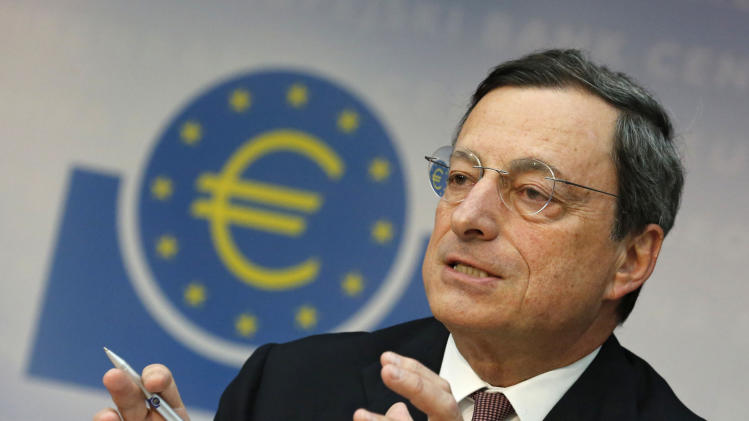 "Draghi: ECB to do ""whatever it takes"" to save euro"