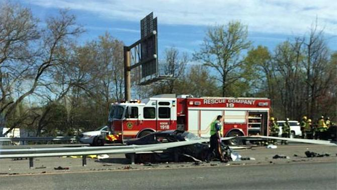Fatal victims of I-295 crash in Gloucester County ID'd