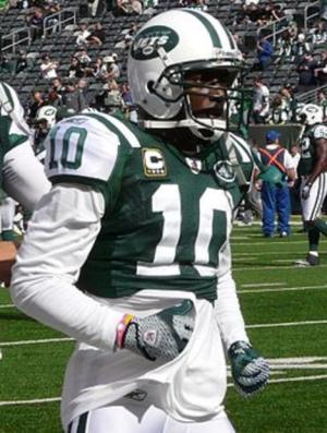 How Will the New York Jets Fill Santonio Holmes' Shoes?