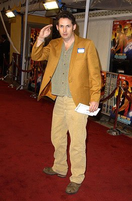 Harland Williams at the LA premiere of All About The Benjamins
