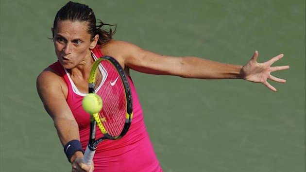 2012-2013, Roberta Vinci, Us Open,  Ap/LaPresse