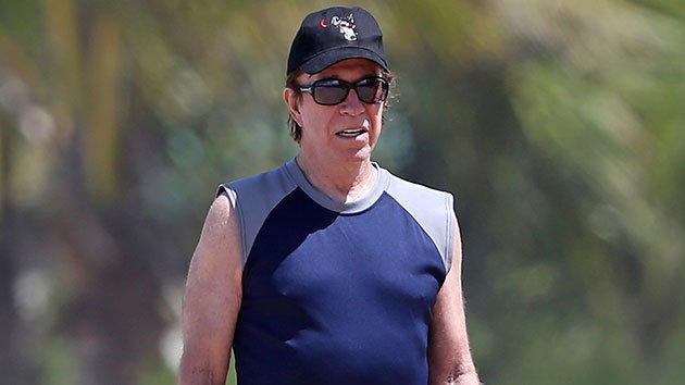 Chuck Norris without Beard