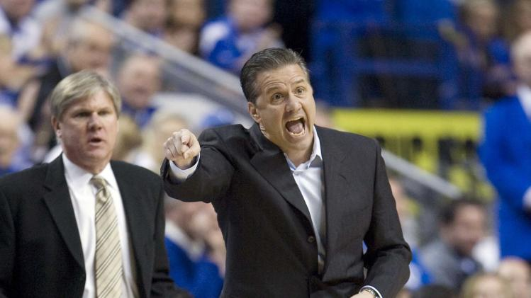NCAA Basketball: Missouri at Kentucky