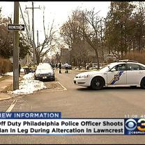 UPDATE: Police: Man Shot By Off Duty Officer During Fight Over Dog Waste
