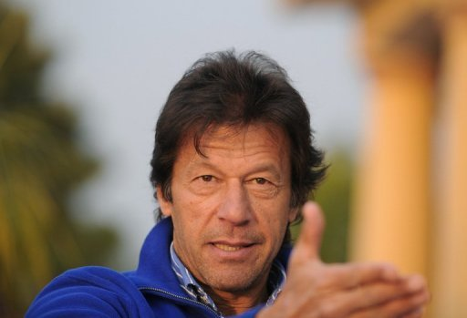 Imran Khan, a vocal critic of the US-led war on terror, is campaigning ahead of a general election next year