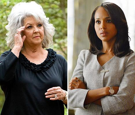Paula Deen Hires Real-Life Crisis Fixer Who Inspired Scandal's Olivia Pope