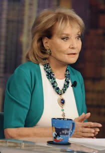 Barbara Walters  | Photo Credits: ABC