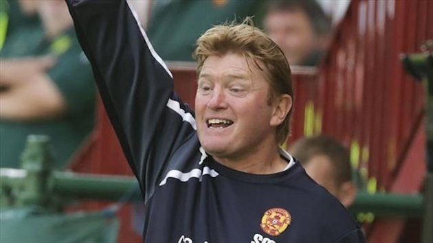 Stuart McCall, pictured, heaped praise on two-goal striker John Sutton
