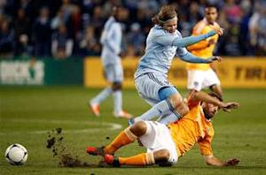 MLS Cup: Myers thriving for Sporting KC after rough start to career