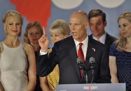Florida governor fights Obama administration over healthcare funding