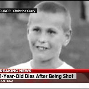 Manteca Boy Allegedly Shot In Head By Teen Dies