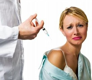New study finds the flu shot less than effective  