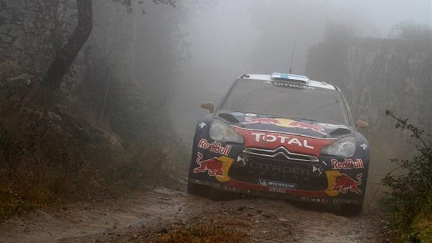 Hirvonen sigue mandando en Portugal