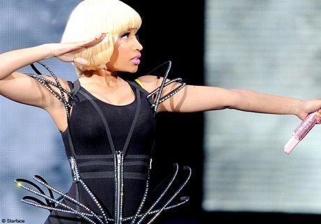 Nicki Minaj, la Lady Gaga du hip-hop !