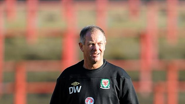 David Williams, pictured, worked with Doncaster manager Brian Flynn at Wales