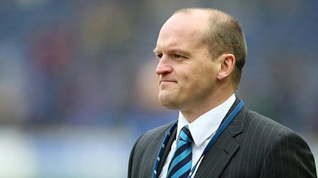Glasgow Warriors coach Gregor Townsend (PA Sport)