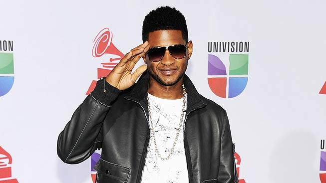 Usher Latin Grammy Awards