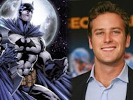 Armie Hammer is the new Batman?