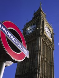 The London Underground is the world's oldest subway system