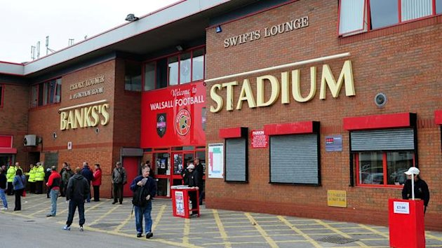 Walsall Banks's Stadium
