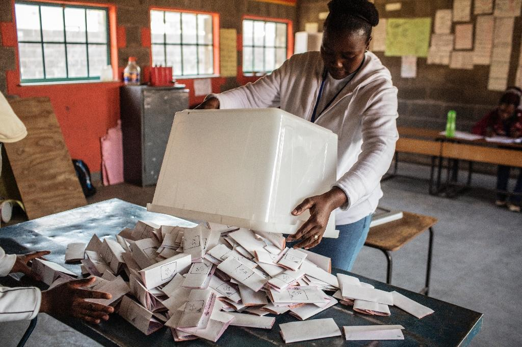 Vote counting begins after snap election in crisis-hit Lesotho