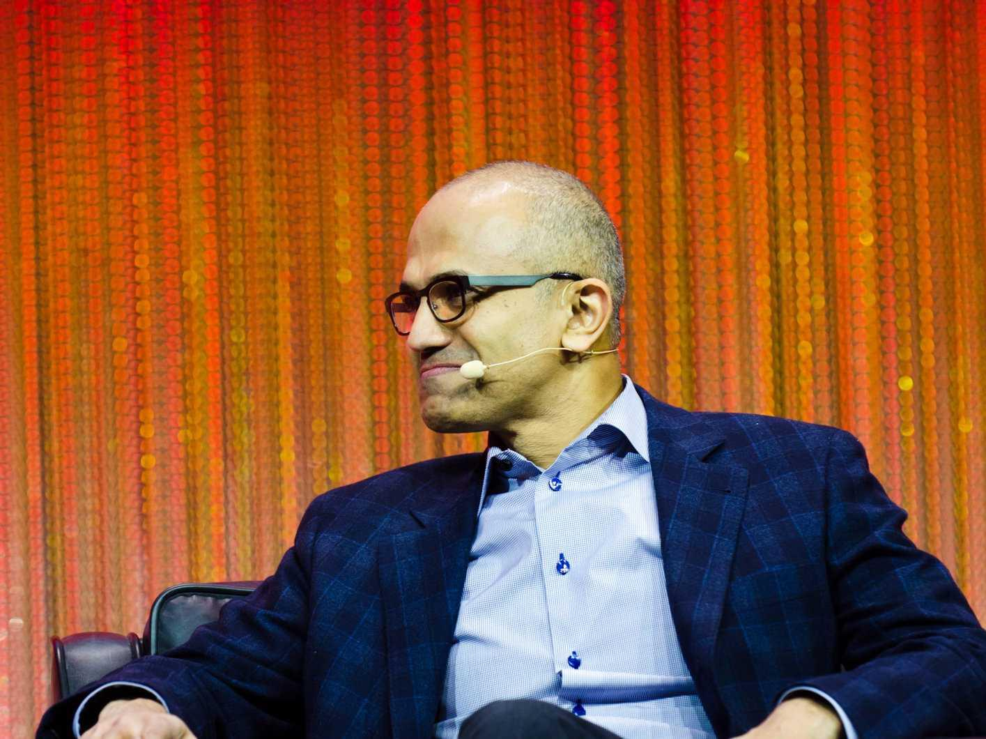 Microsoft just made two deals that never would have happened under Steve Ballmer