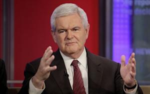 Newt Gingrich's Lunch Got Him a Part on 'Parks and Rec' Today