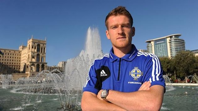 Steven Davis admits Northern Ireland need to improve against Azerbaijan