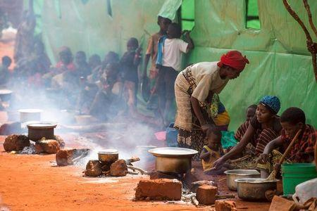 Fear of cholera, floods as Burundi refugees pack Tanzania camps