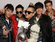 Big Bang wins at MTV Italy