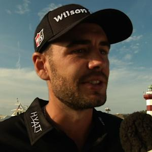Troy Merritt interview after Round 3 of RBC Heritage