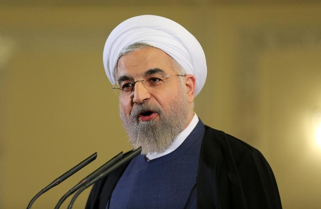 Iran's Rouhani wants to 'free' economy from sanctions