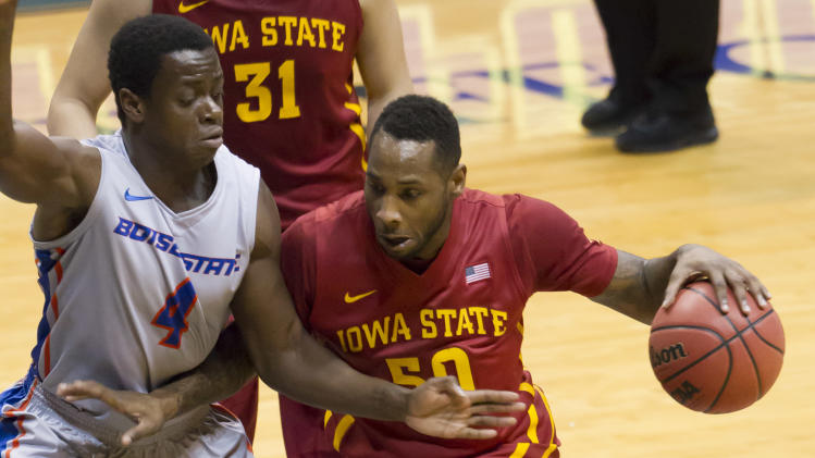 No. 13 Iowa State thriving behind PG DeAndre Kane