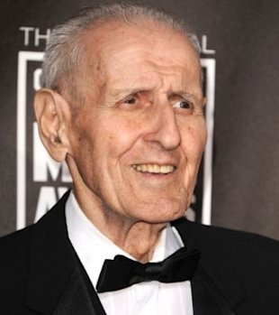 Jack Kevorkian, earlier this year. [credit: WireImage]
